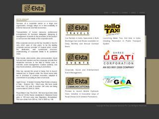 Ekta Communication in Ahmedabad | Advertising Agency
