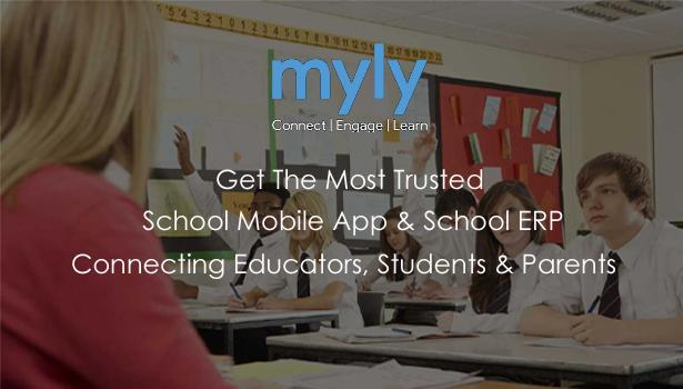 mylyapp School Mobile App - School ERP