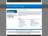 Arvind Exporter Trader in Ahmedabad | Material Handling Equipment Manufacturer, Supplier and Exporters