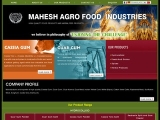 Mahesh Agro Food Industries | Guar Gum Powder Manufacturer