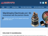 Manibhadra Electricals Pvt. Ltd | Wire, Cables & Electrical Products Distributors & Stockiest in Mumbai