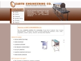 Earth Engineering Co in Vatva GIDC | Pharmaceutical Machines and Equipments Manufacturers