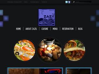 Zazil Cafe And Restaurant in Prahladnagar, Ahmedabad | Home Delivery Restaurants